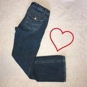 💚 Aeropostale Skinny Flare (Fit & Flare) Jeans